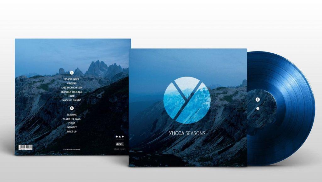 YUCCA Seasons Vinyl